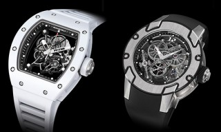 Three New Richard Mille Watches – Baselworld