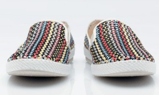 Rivieras Lord Zelco Mesh-Woven Espadrilles