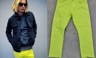 Fred Segal Man x Robert Geller Collection – Neon Japanese – Full Looks