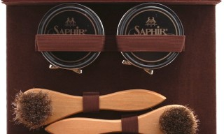 Saphir Shoe Care Case