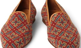 Stubbs & Wootton – Fancy, Fancy Slippers