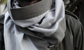 Symmetry Spring/Summer 2012 – Technical Scarves