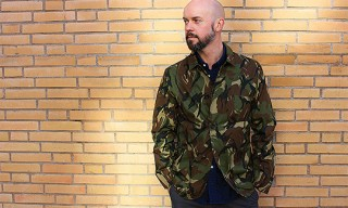 Universal Works, Scout Elland Camo Jacket