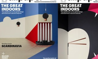 Wallpaper April 2012 Covers by Noma Bar for – 3D Covers