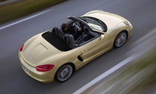 The All New 2013 Porsche Boxster and Boxster S