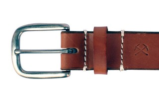 3sixteen 13oz Leather Belts