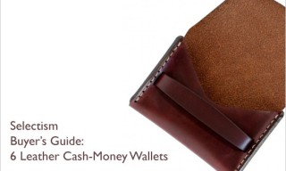 Buyer's Guide | 6 Leather Cash-Money Wallets