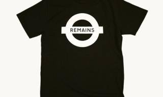 British Remains – London Underground Collection