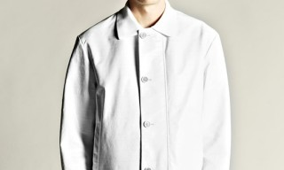 Jil Sander Eel Leather Turbo Jacket