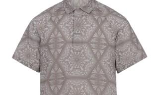 Jonathan Saunders Short-Sleeved Print Shirt