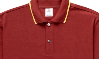 Sunspel for Dr Martens Polo Shirts