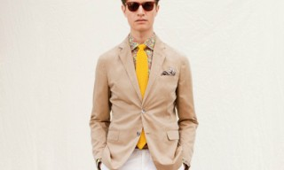 Tomorrowland – 'Well-Dressed Man' – Spring/Summer 2012
