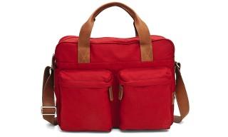 Veja Acacia Block Colours – Organic Cotton Laptop Bags