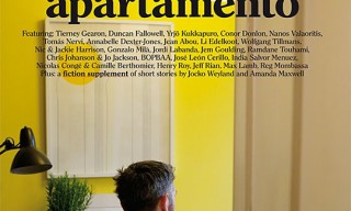 Apartamento Issue #9 – Available Now – A Look Inside