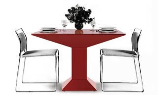 "Barcelona Design – ""Mettsass"" Table"