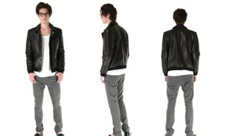 BLK DNM Leather Jacket 6