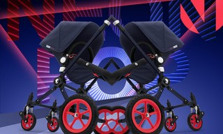 Bugaboo NEON Collection Stroller – Adult Content!!