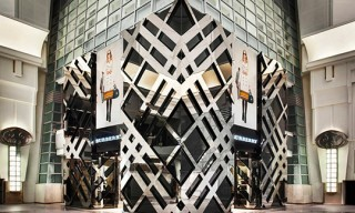 Burberry Flagship Store – Taipei, Taiwan – A Look Inside