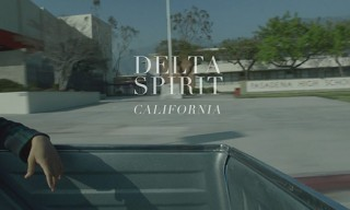 Watch | Delta Spirit – California