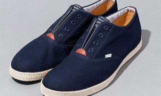 Deluxe (Japan) Montauk Laceless Espadrille Shoes