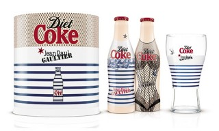 Diet Coke by Jean Paul Gaultier – Limited Edition Bottles