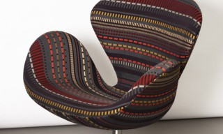 Point by Paul Smith / Fritz Hansen Chairs