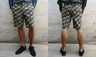 Gitman Brothers Vintage – Shorts in Zebra