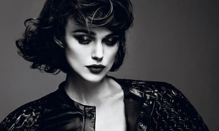 Keira Knightley Shoot for Interview Magazine