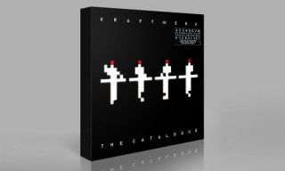 Kraftwerk – The Catalogue 2012 Black Edition – MOMA