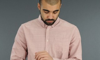 Levi's Made & Crafted Chambray Shirt