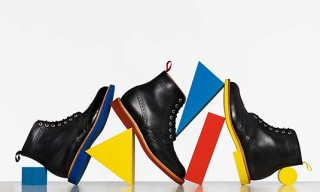 "Mark McNairy, Pharrell Williams ""Bee"" Line Collection Boots"