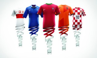 New Nike Football Team Kits – Croatia, France, Netherlands, Poland, Portugal