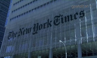 Watch | Inside the Graphics Dept of The New York Times