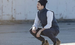 First Look | The Hill-side, Outlier Spring Vest