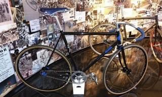 Paul Smith for Harrods – Pop Up Bike Shop