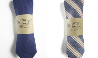 Read's Clothing Project Neckwear for Spring 2012