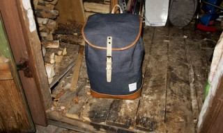 Denim Demon for Sandqvist – Denim Backpack