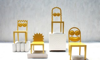 The Simpsons Chair Set – 56th Studio