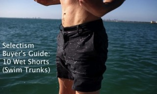 Buyer's Guide | 10 Pairs of Wet Shorts – Swim Trunks