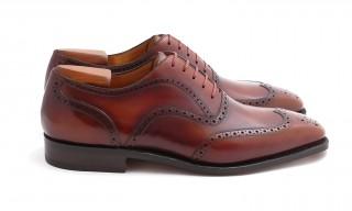 Pierre Corthay Vendome Wingtip Shoe