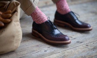 Grenson for Heritage Research – Autumn/Winter 2012 Footwear