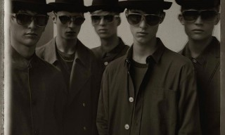 Kris Van Assche – Common & Sense Man – Editorial