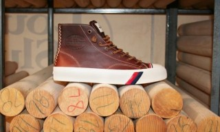 PRO-Keds Royal Hi for Louisville Slugger