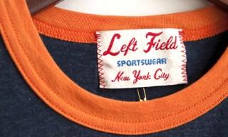 Left Field – Spring/Summer 2012 – Crazy Tee