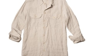 Margaret Howell Plus Series – Dan Pearson – Linen Shirt