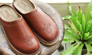 McKinlays Leather Slip-On 'Medallion' Shoes