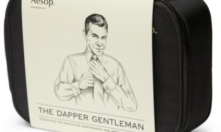 Aesop for Mr Porter – 'The Dapper Gentleman' Kit