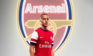 New Nike Arsenal Home Kit – 2012/2013