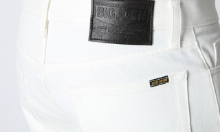 Big John for AR (Aloha Rag) White Denim