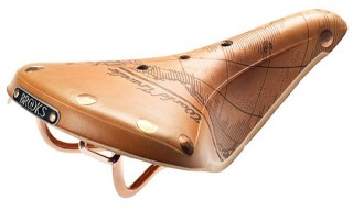 Brooks England B17 Select World Traveller 2012 Saddle